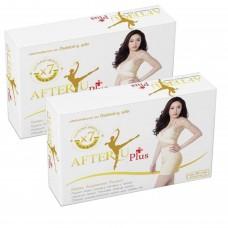 After-U Plus อ๊าฟเตอร์-ยู พลัส อาหารเสริมลดน้ำหนัก 30 แคปซูล ( 2 กล่อง )